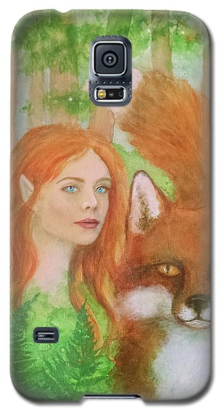 Foxy Faery Galaxy S5 Case