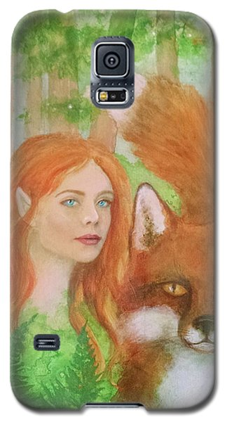 Foxy Faery Galaxy S5 Case
