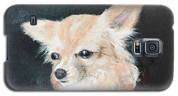 Foxy Lady  Galaxy S5 Case by Bonnie Heather