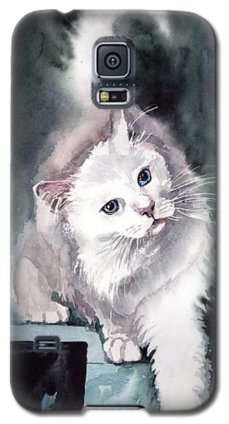 Fairy Galaxy S5 Case - Foxy Lady by Suzann's Art