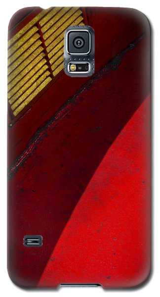 Galaxy S5 Case featuring the photograph Foxy by Skip Hunt
