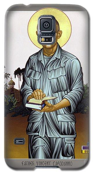 Fr. Vincent Capodanno, The Grunt Padre - Lwvcd     Galaxy S5 Case