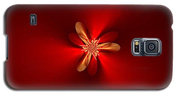 Fractal 5 Galaxy S5 Case