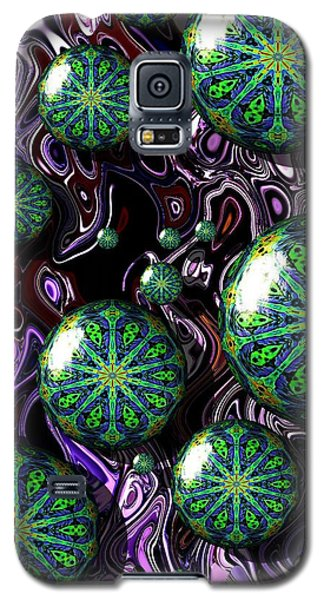 Fractal Abstract 7816.5 Galaxy S5 Case