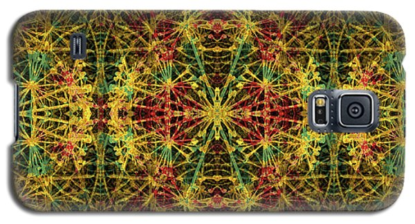Fractal Anomaly 5 Galaxy S5 Case