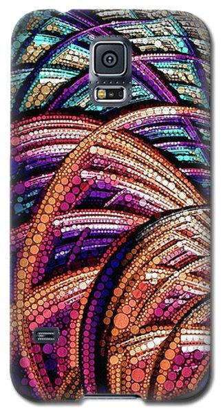 Fractal Farrago Galaxy S5 Case