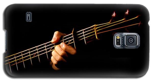 Fractal Frets Galaxy S5 Case