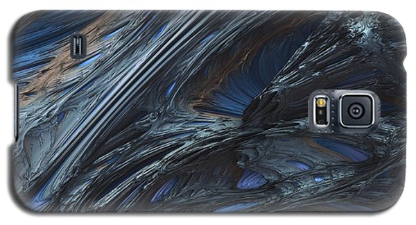 Fractal Structure 002 Galaxy S5 Case