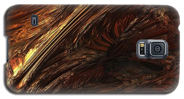 Fractal Structure 003 Galaxy S5 Case
