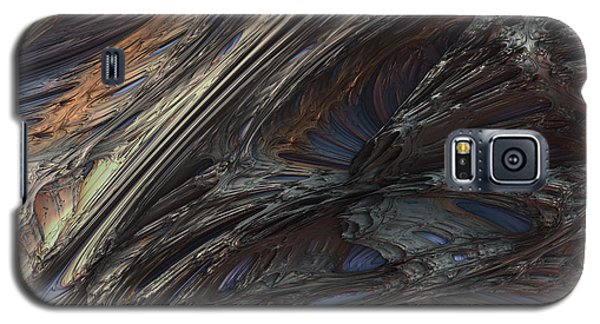 Fractal Structure 005 Galaxy S5 Case
