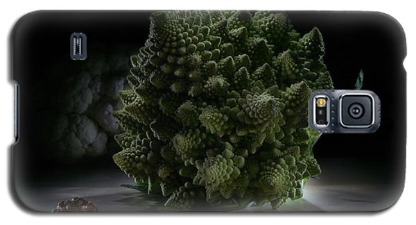 Fractal Supper Galaxy S5 Case
