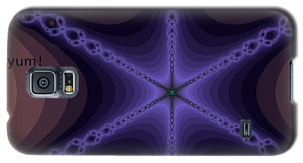 Fractals Yum Galaxy S5 Case