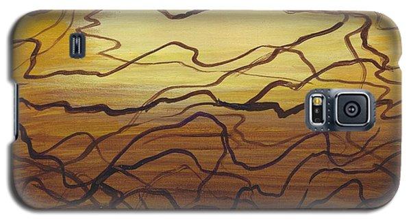 Fractured  Galaxy S5 Case