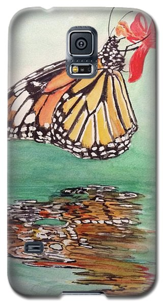 Fragile Reflection Galaxy S5 Case by Annie Poitras