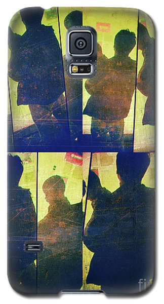 Fragment 4 Father And Child Galaxy S5 Case