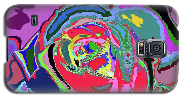 Fragrance Of Color  Galaxy S5 Case