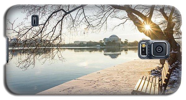 Framed Jefferson Galaxy S5 Case