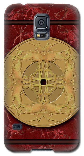 Framed Zenfly Bi Coin Galaxy S5 Case