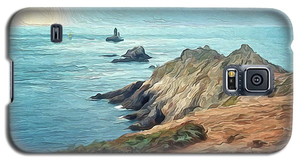 France - La Pointe Du Raz Galaxy S5 Case