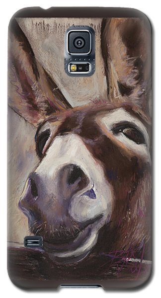 Francis Galaxy S5 Case by Billie Colson