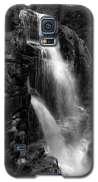 Franconia Notch Waterfall Galaxy S5 Case