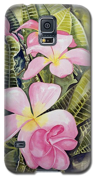 Frangipani Galaxy S5 Case