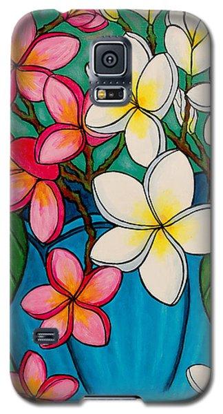 Frangipani Sawadee Galaxy S5 Case