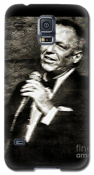 Frank Sinatra -  Galaxy S5 Case