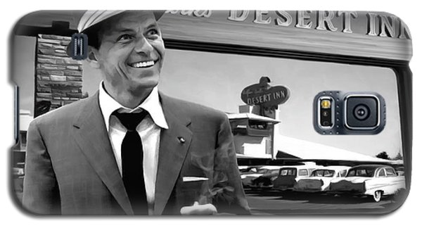 Frank Sinatra In Las Vegas Galaxy S5 Case