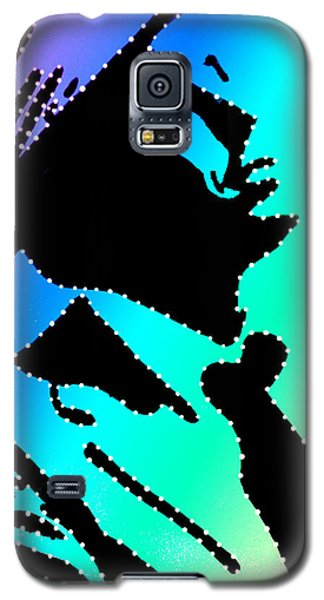 Frank Sinatra In Living Color Galaxy S5 Case