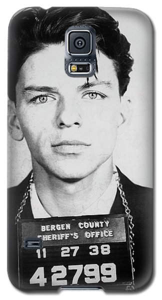 Frank Sinatra Mugshot Galaxy S5 Case