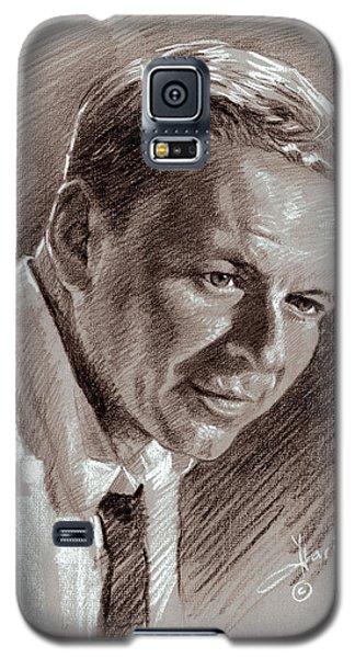 Frank Sinatra  Galaxy S5 Case by Ylli Haruni