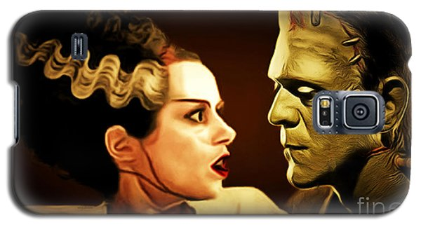 Frankenstein And The Bride I Have Love In Me The Likes Of Which You Can Scarcely Imagine 20170407 Galaxy S5 Case