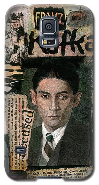 Franz Kafka Galaxy S5 Case