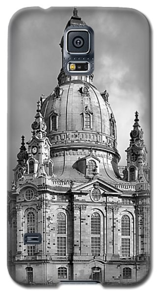Frauenkirche Dresden - Church Of Our Lady Galaxy S5 Case by Christine Till