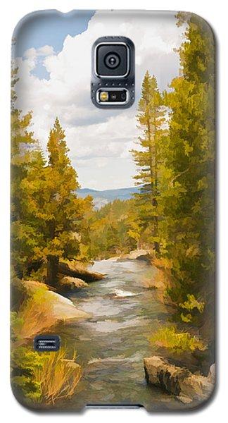 Frazier Creek Galaxy S5 Case