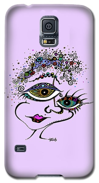 Frazzled Galaxy S5 Case by Tanielle Childers