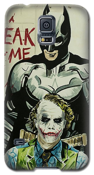 Freak Like Me Galaxy S5 Case by James Holko