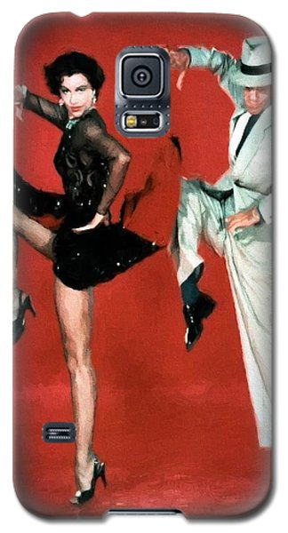 Fred And Cyd Galaxy S5 Case