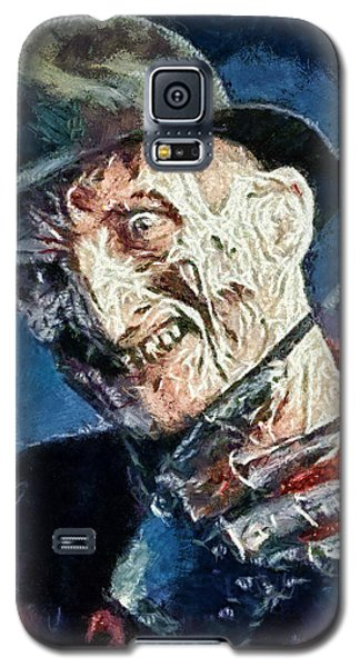 Freddy Kruegar Galaxy S5 Case