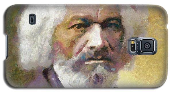 Frederick Douglass Galaxy S5 Case by Wayne Pascall