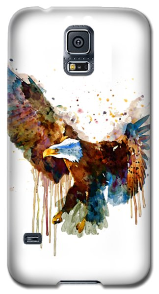 Free And Deadly Eagle Galaxy S5 Case by Marian Voicu