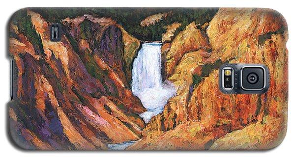 Grand Canyon Galaxy S5 Case - Free Falling by Johnathan Harris