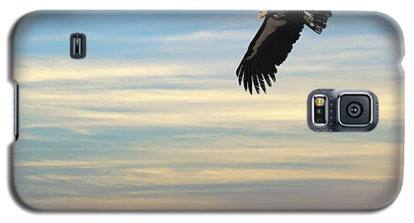 Free To Fly Again - California Condor Galaxy S5 Case