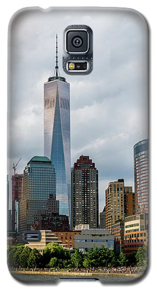 Freedom Tower - Lower Manhattan 1 Galaxy S5 Case