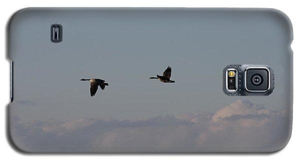 Galaxy S5 Case featuring the photograph Freedom by Wilko Van de Kamp