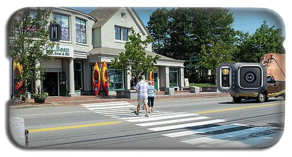 Freeport, Maine #130398 Galaxy S5 Case