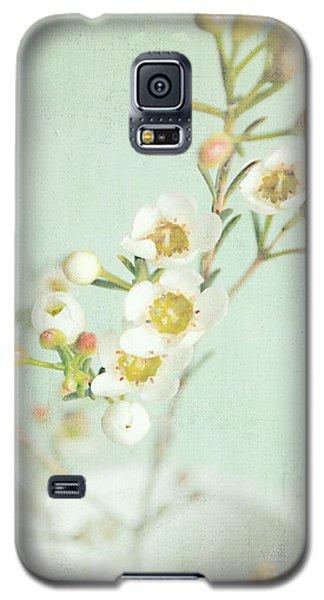 Freesia Blossom Galaxy S5 Case by Lyn Randle