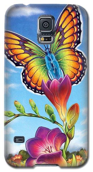 Freesia - Necessary Change Galaxy S5 Case