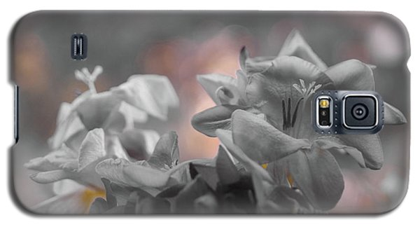 Freesia'a Without Colour Galaxy S5 Case